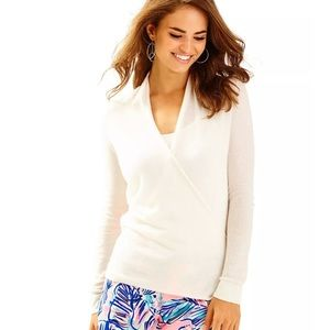 Lily Pulitzer Sydelle Sweater NWT! Size - L